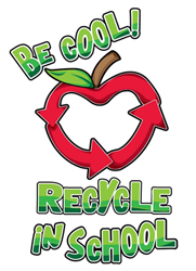 Cool Recycle Logo New recycling l...